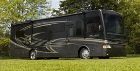 New 2014 Motorhomes For Sale: Palazzo Class A Diesel Pushers