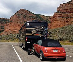 First 9 days living on the road: Denver to Tahoe
