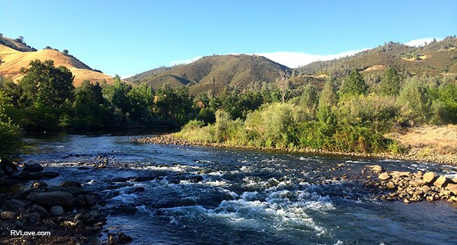 South Fork of The American River, Lotus, CA