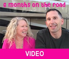 6 months on the road: Our 4 Biggest Changes
