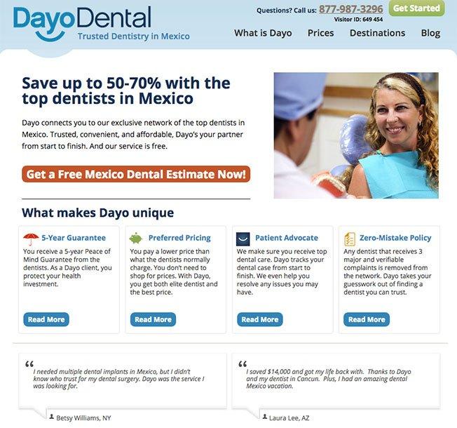 DayoDentalwebpage_rfw