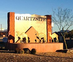 Boondocking Adventure Part 3: Quartzsite, AZ - RV Love
