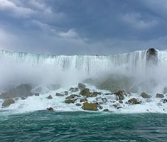 Exploring Niagara Falls Part 1: USA Side