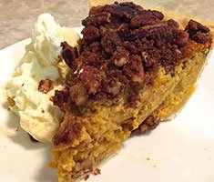 Recipe: Family Favorite Pumpkin Pie