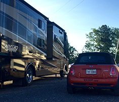 Visiting Tiffin Motorhomes in Red Bay, Alabama