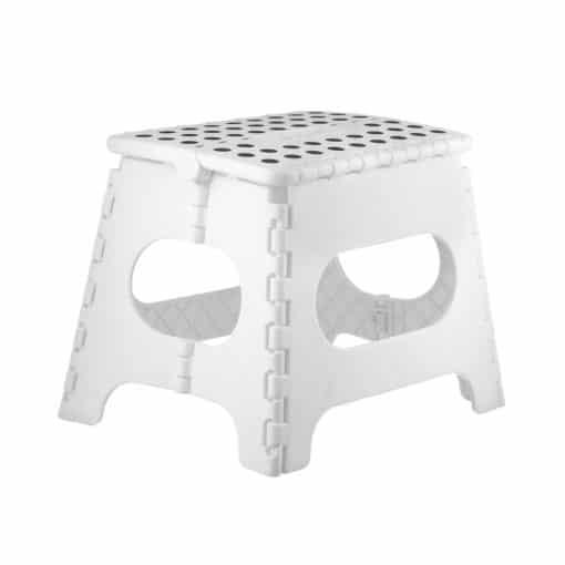 inside step stool
