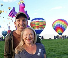Your Guide to a Great Time at Albuquerque Int'l Balloon Fiesta