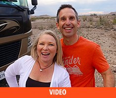 Our Year of RV Life & Travel in Under 3 Minutes