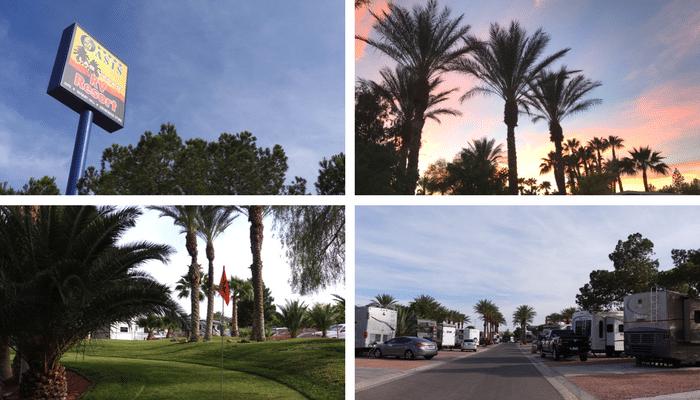 Review Oasis Las Vegas Rv Resort Nv Rv Love