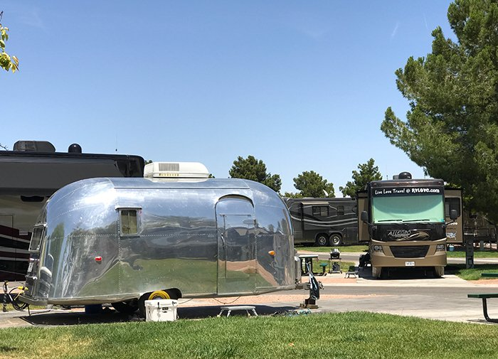 Review: Oasis Las Vegas RV Resort, NV - RV Love
