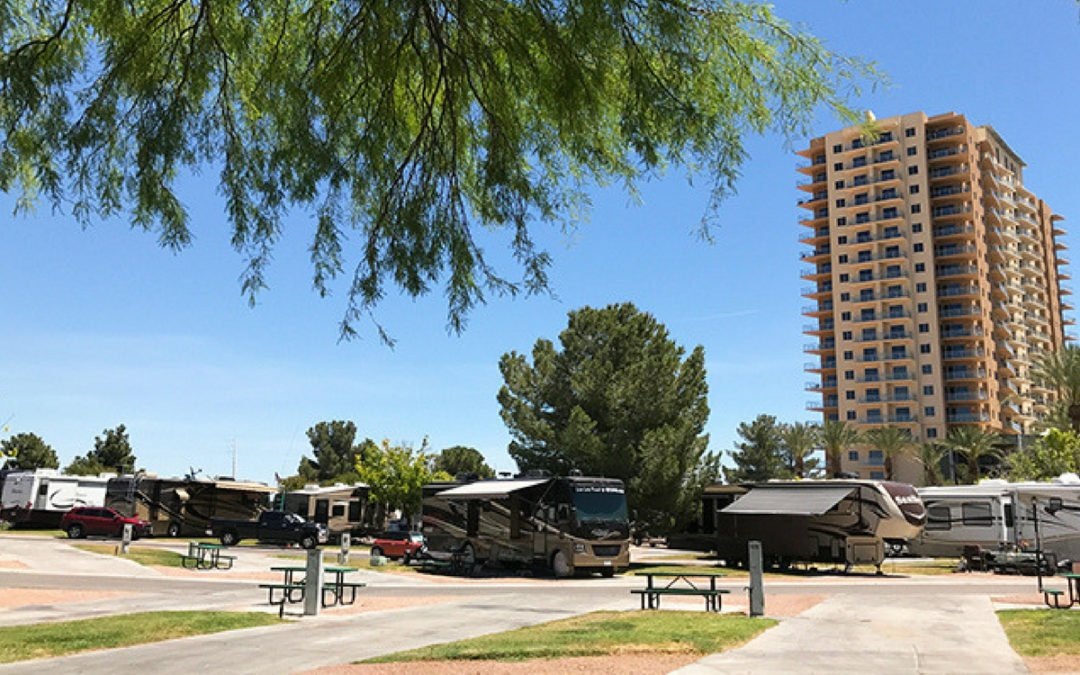 Review: Oasis Las Vegas RV Resort, NV