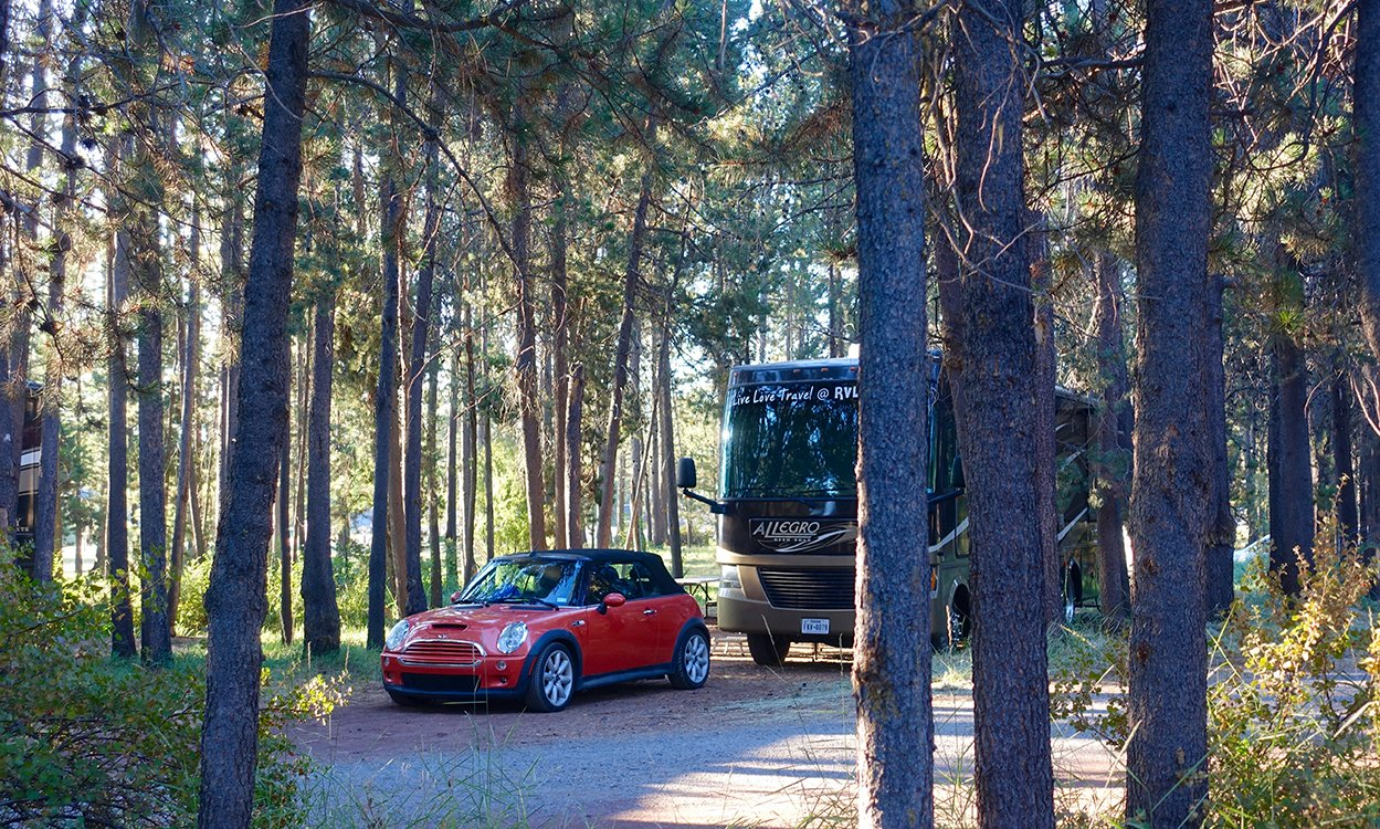 Review Bend Sunriver Rv Campground In Oregon