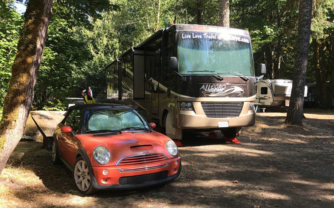 Review: Mount Hood Village RV Resort
