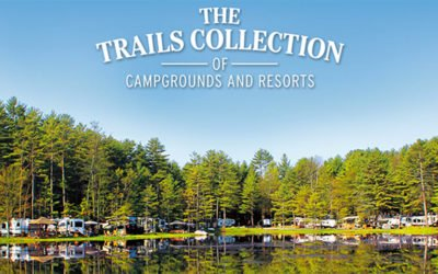Access 110 Encore RV Parks for $199 with new TT Trails Collection