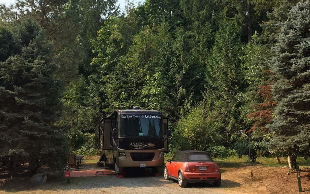 Review: Tall Chief RV Resort, Fall City, WA
