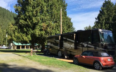 Review: TT Cultus Lake RV and Camping Resort, BC, Canada