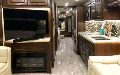RVIA Trade Show Part 2/3: What's New from Tiffin, Entegra and Newmar Motorhomes?