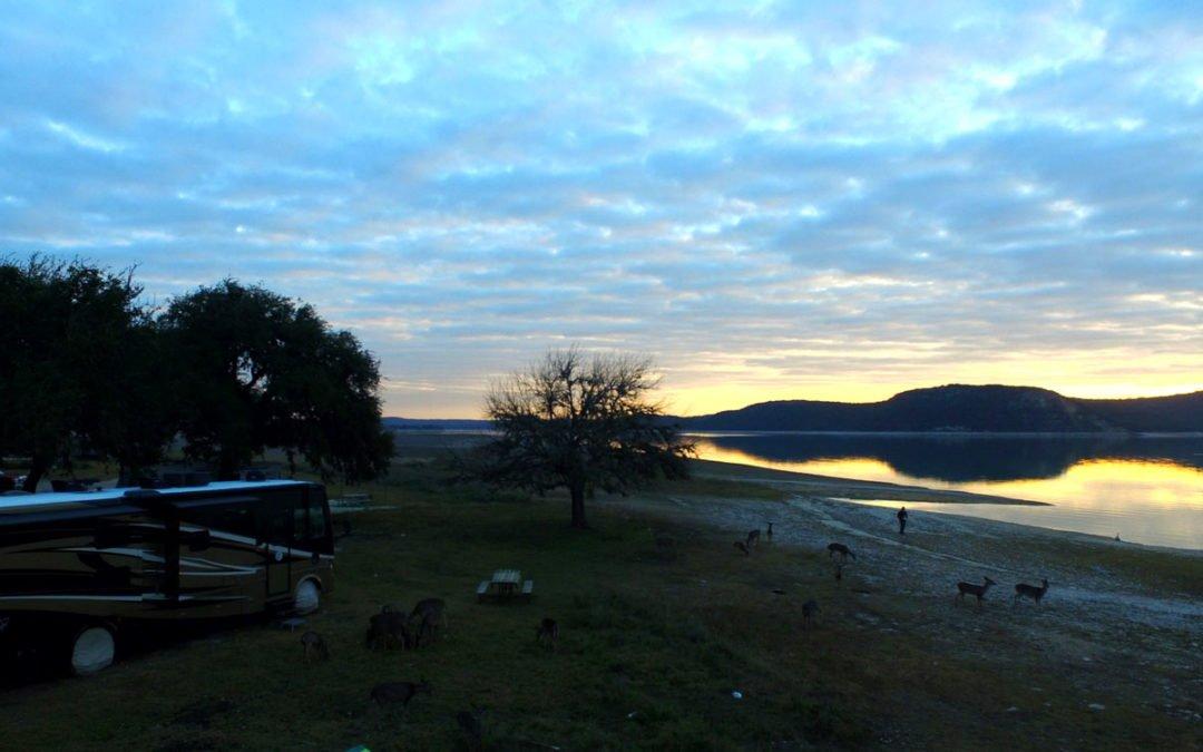 Review: TT Medina Lake RV Resort & Campground, Lakehills, TX