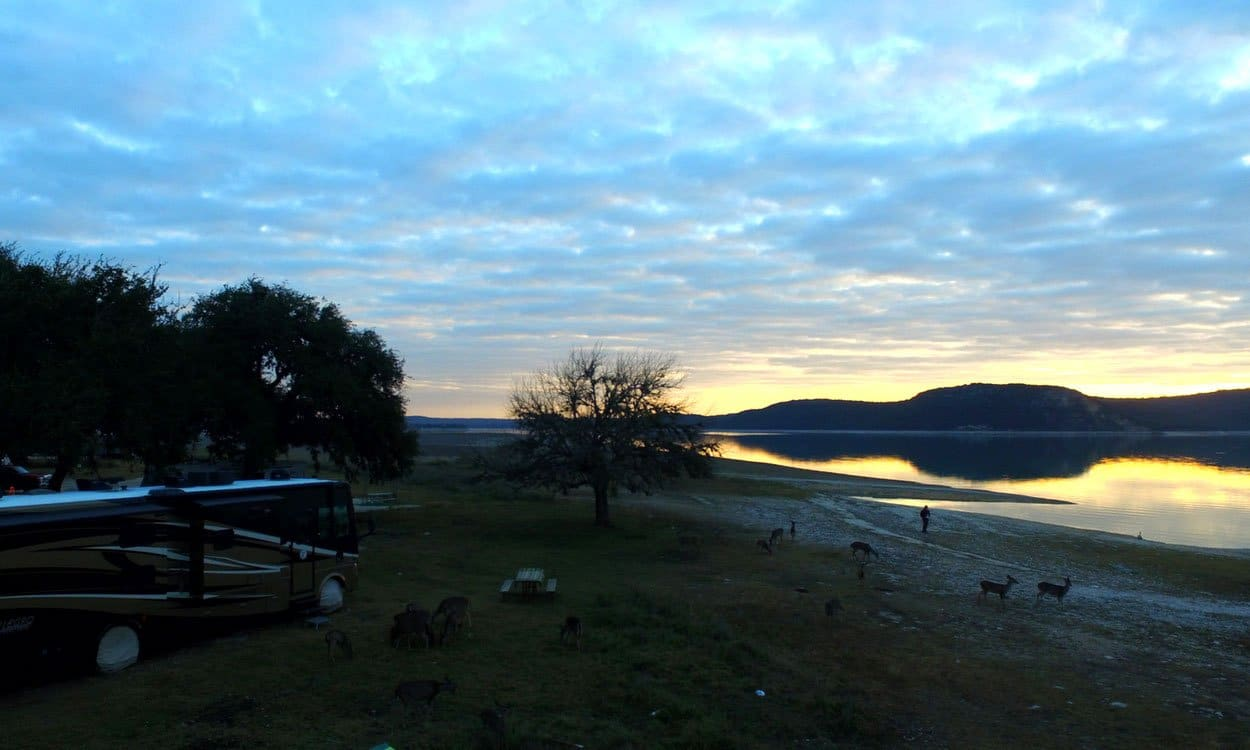 Review Tt Medina Lake Rv Resort Amp Campground Lakehills