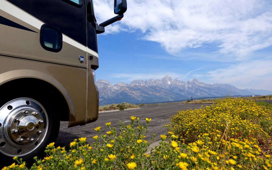 Replacing our RV Tires for Improved Safety and Performance