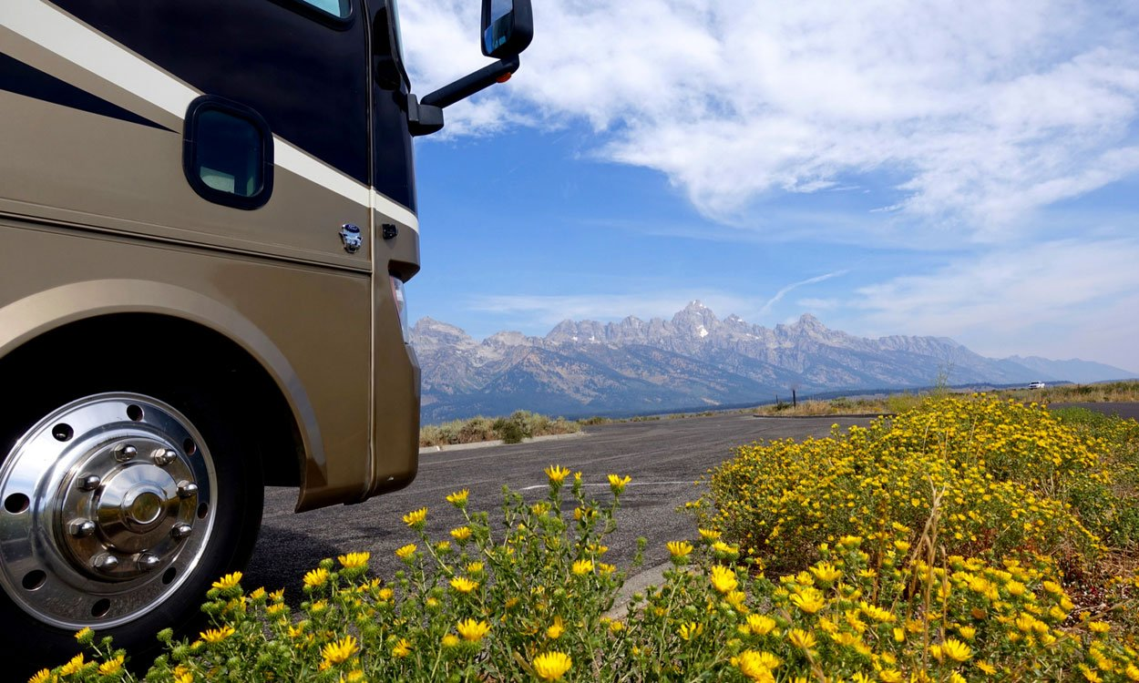 Rv Tires Near Me >> Replacing Tires On Our Motorhome For Improved Safety And