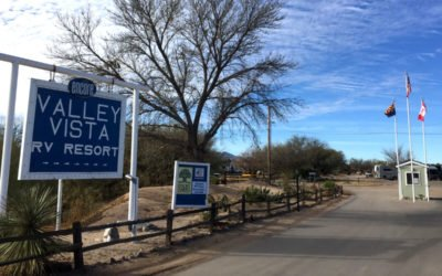 Review: Valley Vista RV Park, Benson, AZ (Encore/TC)