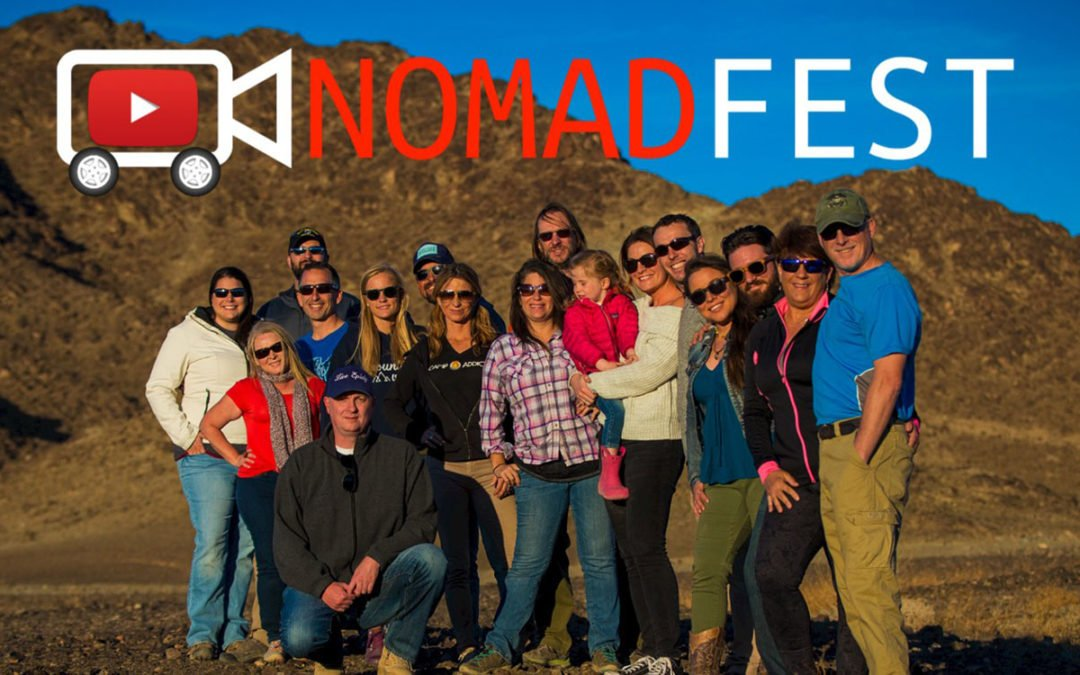 We'll be There… Will You? Texas or Bust at NomadFEST in October