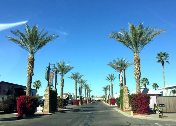 Review: Mesa Spirit RV Resort, Mesa, AZ (Encore/TC)