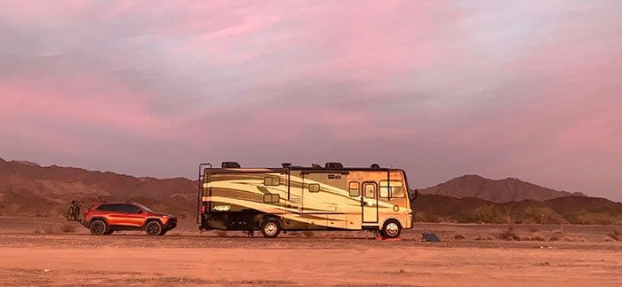 First Tour + Introducing Our 'New' RV