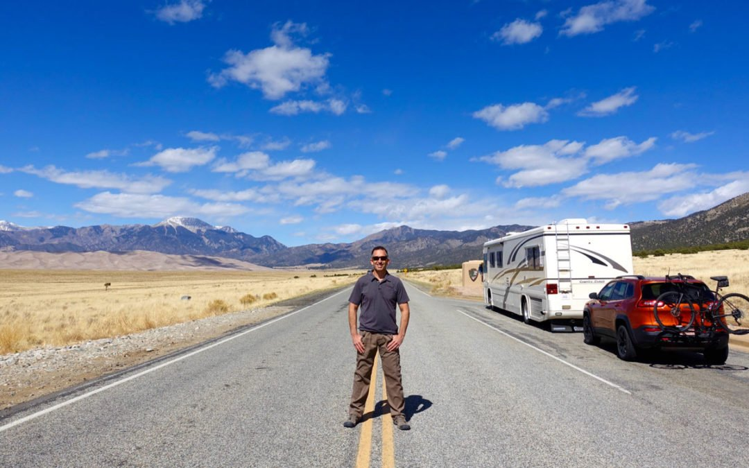 """First Tour + Introducing Our 'New' RV """"CC"""" – 1999 Country Coach Intrigue"""