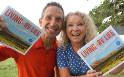 Book Announcement: Living the RV Life – Your Ultimate Guide to Life on the Road