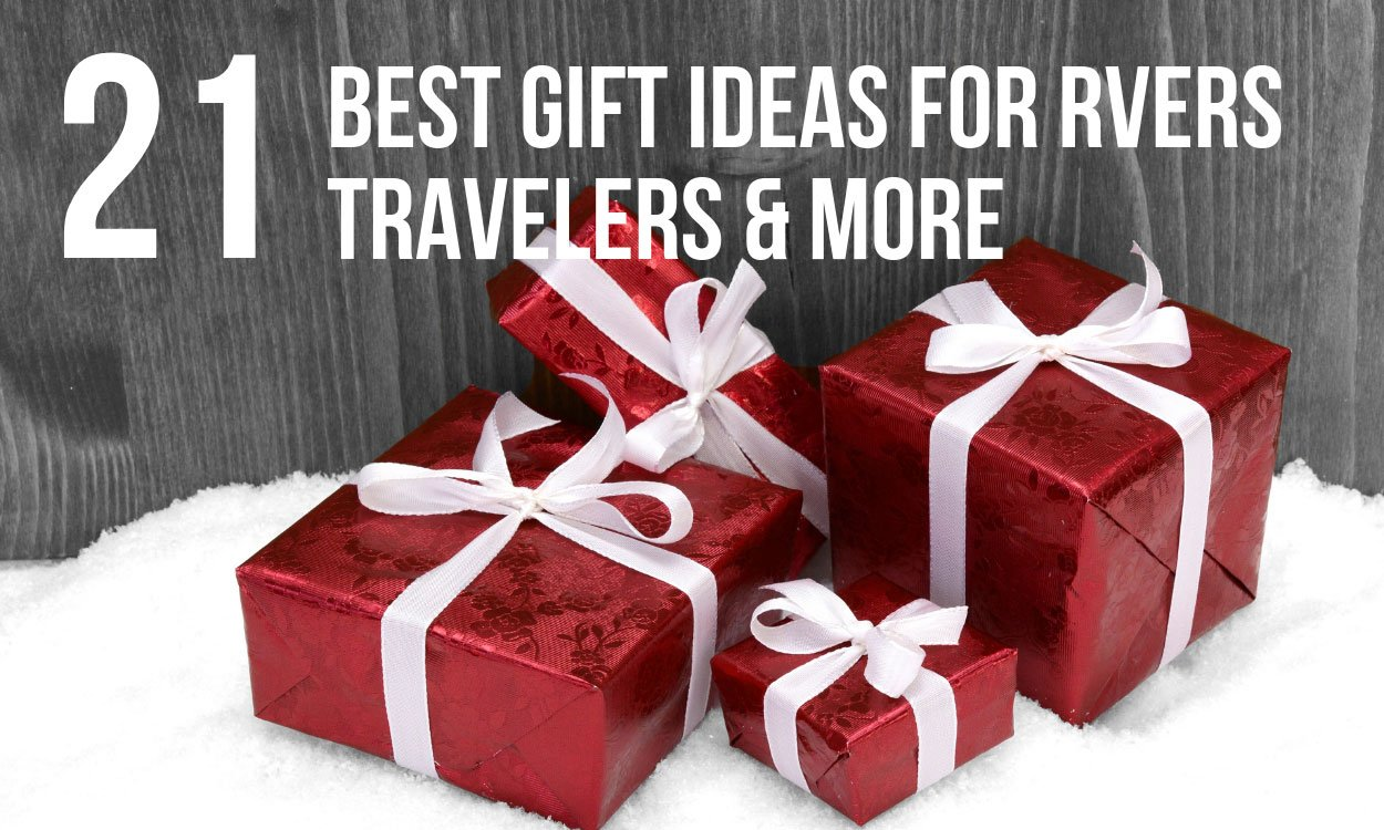 our 21 best gift ideas and fave gear for rvers and travelers - rv love