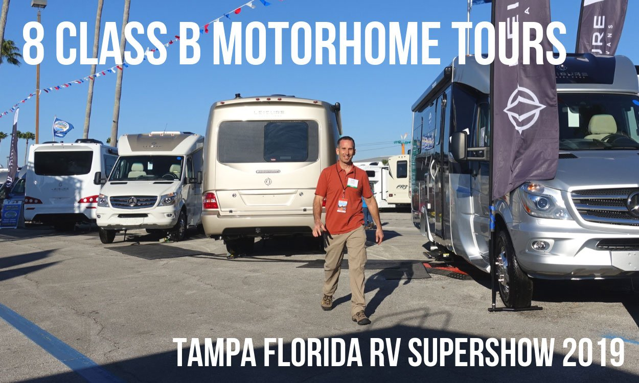 Touring 8 Class B Motorhomes – Pleasureway, Coach House