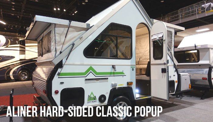 7 Small RV Campers – RV Tours from the Tampa Florida RV Supershow