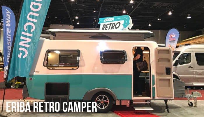 Tour 4 Travel Trailers – Evoke, Airstream, Lance & Eriba Retro