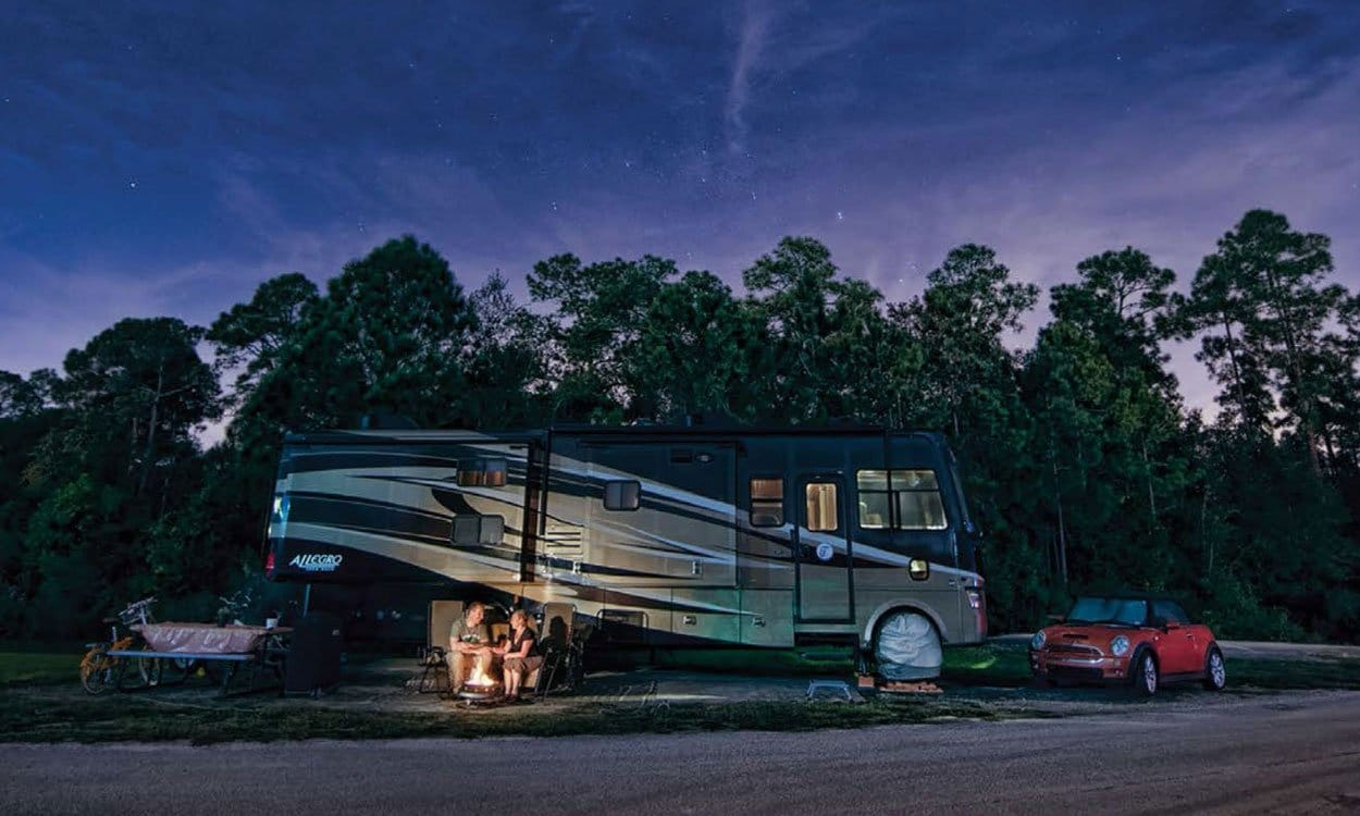 Is The Thousand Trails Zone Camping Pass Right For You