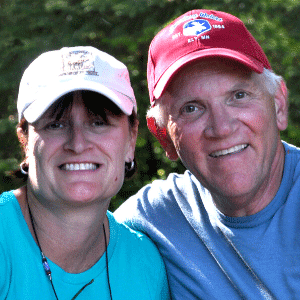 Mike and Barb Handley