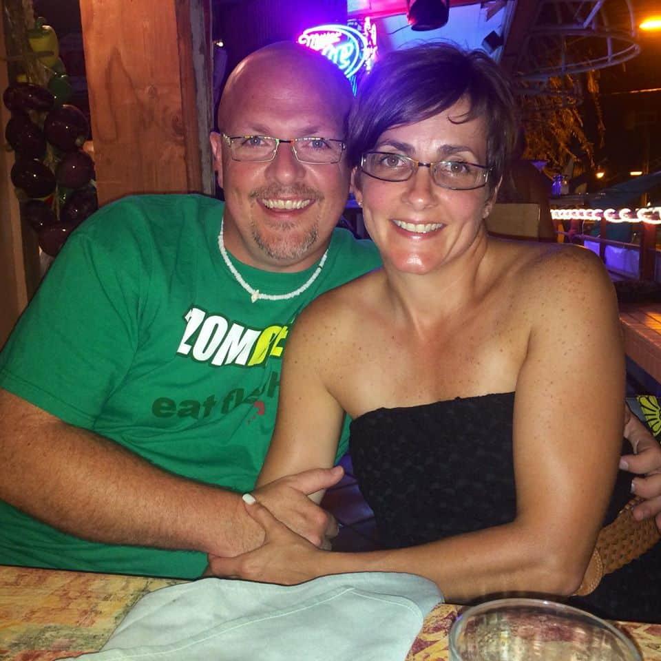 – Alan and Carisa Goho