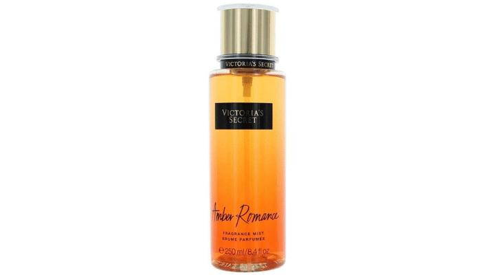 victoria's secret amber romance