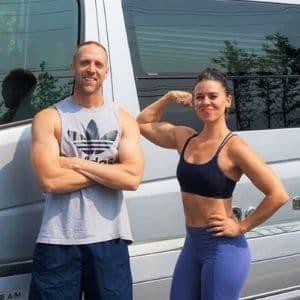 Aaron & Christine Willers of Irene Iron Fitness